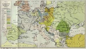 Europe Map During Ww1 What Can Students Of The First World War Do With The Spatial