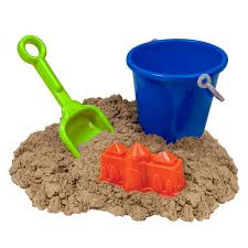 spin master kinetic sand kinetic sand bucket o u0027 sand