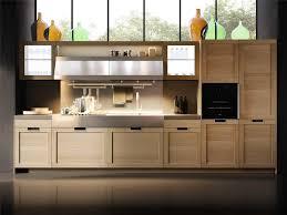 cuisines bois massif inspirations à la maison exquis cuisine bois massif solde cuisine