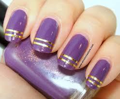 thanksgiving gel nails 55 best striping tape nail art design ideas