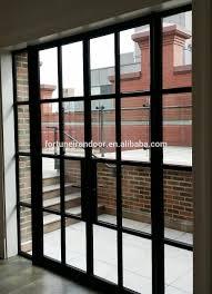 glass door broken rolled steel window thermally broken windows and doors made