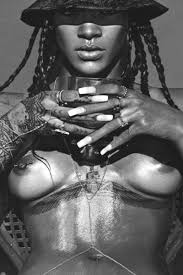topless pictures of rihanna rihanna for lui magazine ftape com fashion tape
