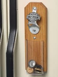 bottle opener wall mount magnet harley davidson wall mount bottle opener