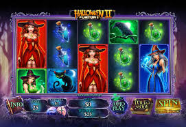 halloween slots halloween fortune ii by playtech slots review by casinoz club