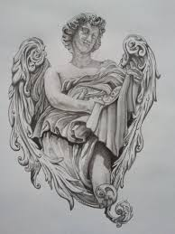 angel tattoo drawings photo 3 photo pictures and sketches