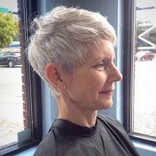 short hair over ears for older womem 90 classy and simple short hairstyles for women over 50 pixie