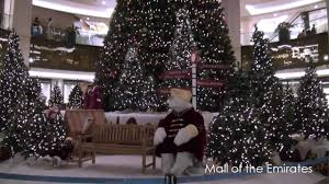 Christmas Decorations Online In Dubai by Christmas Decorations 2010 Dubai Youtube