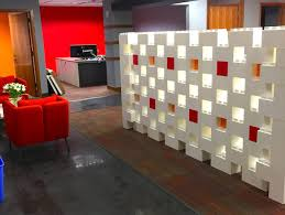 Modular Room Divider Everblock Modular Walls And Portable Room Dividers