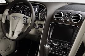 new bentley interior the wait is over new bentley flying spur revealed autoevolution