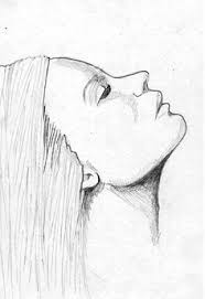 pencil sketches of women the daily sketch duane eells woman