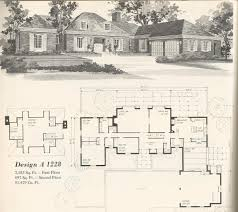 vintage home plans country estates 1228 antique alter ego