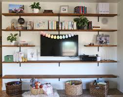 Family Room Vs Living Room by House Project Family Room Shelves Everyday Reading
