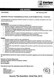 Electrical Project Engineer Resume Sample Resume Environmental Engineer Resume