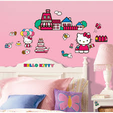toilet decals potty training concepts hello kitty removable decals