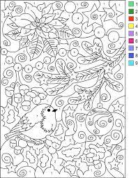 173 color number dot dot images