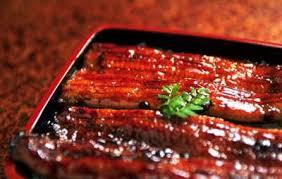 cuisiner des anguilles anguille laquée plat grillés darkish yume