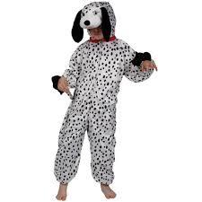 Dalmatian Puppy Halloween Costume Dalmatian Dog Puppy Kids Deluxe Jumpsuit Bodysuit 101 Fancy