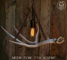 Antler Chandelier Net Best 25 Antler Lamp Ideas On Pinterest Deer Antler Lamps