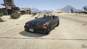 Bmw M3 1997 - bmw m3 e36 cabriolet 1997 for gta 5
