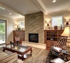 Mosaic Tile Fireplace Surround by 111 Best Fireplace Idas Images On Pinterest Concrete Fireplace