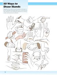 How To Draw The World Map by Manga Monday Drawing Hands With Mark Crilley Impact Books