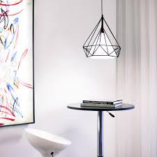 Geometric Pendant Light by Why Is Everyone Loving Geometric Lighting So Much