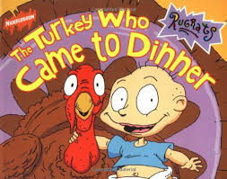the turkey who came to dinner book rugrats wiki fandom