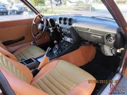 nissan 260z interior 1973 datsun 240z brown 5 speed documents 260z 280z 240sx 350z
