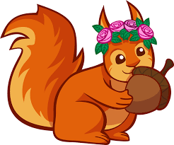 cute halloween clip art squirrel u2013 clipart free download