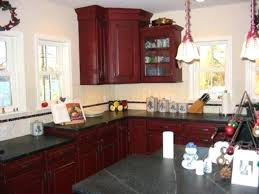 pictures of red kitchen cabinets barn red kitchen cabinets distressed red kitchen cabinet explore