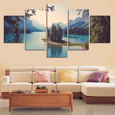 online buy wholesale blue landscape paintings from china blue