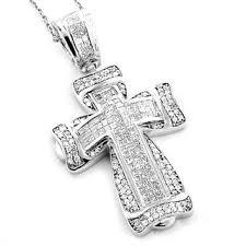 diamond men u0027s necklaces shop the best deals for nov 2017