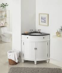 bathrooms design corner bathroom vanity for minimalist houses or