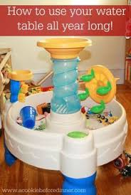 Toddler Sensory Table by Indoor Water Tables Sensory Play Activities For Kids Water