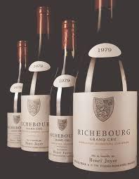 Conservation Vin Rouge Henri Jayer Richebourg Grand Cru Cote De Nuits France One Of