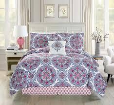 King Comforter Sets Blue Nursery Decors U0026 Furnitures Blue And White Comforter Set With
