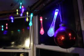 solar christmas lights solar christmas lights