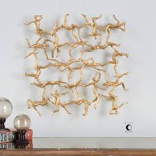 uttermost 04037 golden gymnasts wall art homeclick com