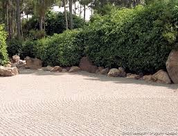 Rock Garden Florida Karesansui Late Rock Garden
