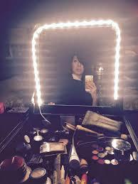 vanity makeup mirror with light bulbs remarkable makeup lighting diy gallery best inspiration home