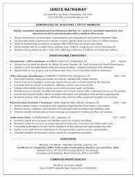 Medical Front Desk Resume Sample Front Office Manager Resume Free Resume Example And Writing Download