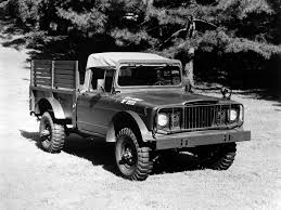 lifted jeep truck m715 kaiser jeep page