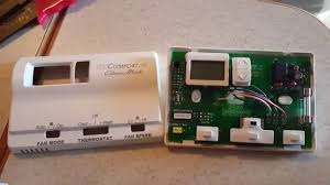 how to change your rv thermostat part 1 of 6 youtube