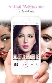 Aplikasi Eyeshadow Sariayu youcam makeup magic selfie makeovers aplikasi di play