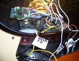woody u0027s n tune onboard digital guitar tuner installation page