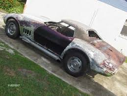 1968 corvette parts for sale 1968 corvette for sale 68 corvette project no title