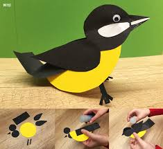 easy paper magic animal craft ideas for kids step by step step