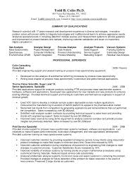sales and service representative resume thesis project management