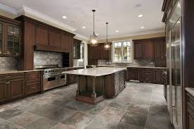 what color tile floor with oak cabinets memsaheb net