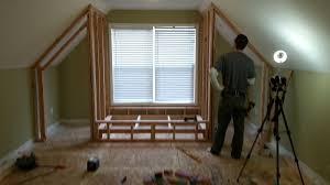 bonus room renovation phase one simple suburban living